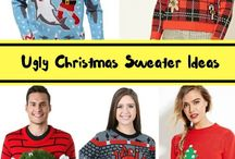 Tacky And Ugly Christmas Sweater Ideas
