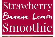 recetas smothies