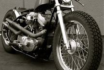 Motorcycles and Cars / by Nichole Herrin