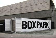 Box Park Shoreditch