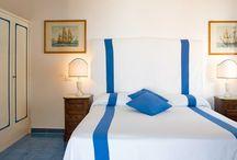 Camere / Le camere dell'Hotel Chiaia di Luna, 4 stelle all'Isola di Ponza