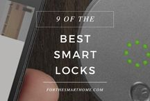 Security Cams & Door Locks