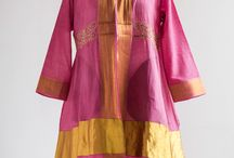 Pinky Dhoti Coat / Sit down and take your time, because this is a beautiful story and because the whole soul of an object is often inside its story. And this story is very special... The Pinky Dhoti Story...  Choose your  R&R Pinky Dhoti Coat with a click upon the variation you are interested in.