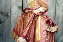 Elizabethan Costume Reference