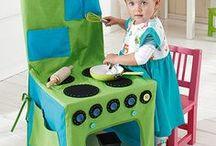 cuisiniere pour enfant support chaise ++++