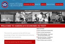 Each American Dream | A Web Project / Wordpress project developed by Team Urbansoft