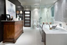 Bath & Beyond / Fine Designer Bathrooms You Will LOVE & More