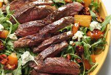 dinner / steak