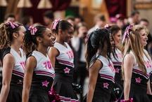 My  favorite cheerleading team