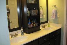Guest Bath Makeover Ideas