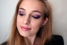 My Make Up / My looks. Find more on http://hildasbeautykit.blogspot.com and on my youtube channel