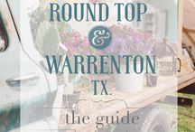 Round Top here we come