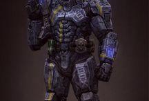 Bobbie Draper Power Armor