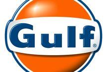 Car: Gulf, gas, racing / by Jackie DeSmet