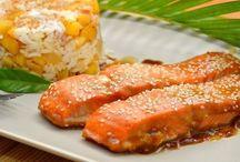 Рецепты: рыба