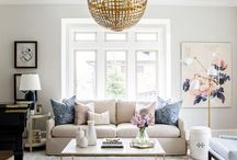 Living Rooms / by Catherine Mccown