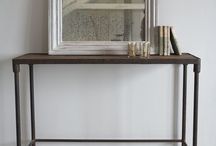 Nordic House console table
