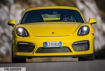 Porsche Cayman GT4 / Porsche Cayman GT4 Photo Credit http://www.car-shooters.com