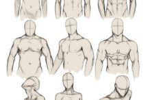 dibuixar anatomia