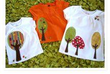 Kids Shirt decals / Sewing