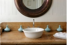 Mountain House - bathrooms / by Stacy Walden