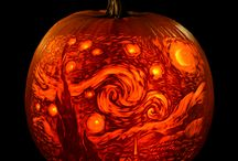 Halloween Pumpkins / Everything to do with #Halloween