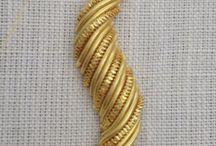 Золотое шитьё