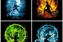 Avatar. The legend of Aang