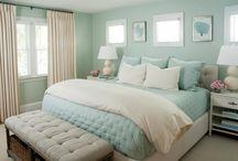 Home // Green Bedroom Ideas