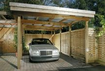 carport and patio designs / by Cheryll Beard