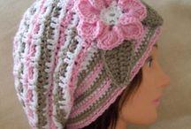 Crochet - Gorros y Bufandas