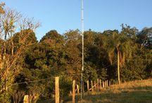 PP5/HB9CJX / Ein Schweizer Funkamateur in Brasilien
