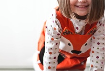Kid Clothes / by Leanne Irv