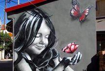 Street art bimba