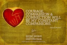 "OLC Brené Brown's ""The Gifts of Imperfection""  / by Kelly Fouhey"