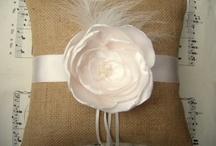 Wedding_Ring Bearer Pillow / by Catherine Lodigiani