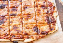 Pizza dough / by Karen Knechtel