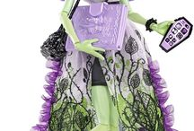 Monster High dolls / Dolls I have and or want