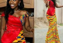 Bridesmaids African dresses / African, Prints,  dresses, bridesmaids, long dress, night dress, African Prints,