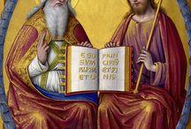 Holy Trinity - Art