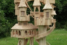 Tree/dolls house