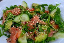 // food- salad