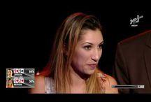 replay ko pokershow présenté par Alexis Laipkser Meriem Inoubli Joueuse de Poker