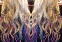 matric dance hair etc