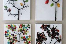 schilderij plantaardig