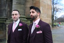LGBTQ+ Wedding Campaign / Slater Menswear is proud to introduce our new LGTBQ+ wedding campaign. Over the years, we have supplied suits and hirewear for gay, lesbian and trans weddings. Here at Slater Menswear everyone is welcome. We wanted to put this campaign together to show our suits are for all, no matter who you are.