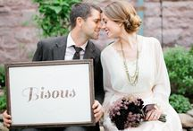 Frensh kiss - modern boho wedding / by Lieschen-heiratet.de