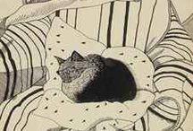 Cat / by Kate Gorman