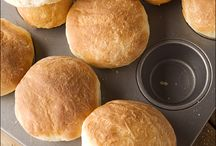 Food - Breads, Rolls, Biscuits, Crackers / . / by Esme Cape
