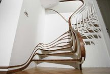 staircases / by jenna